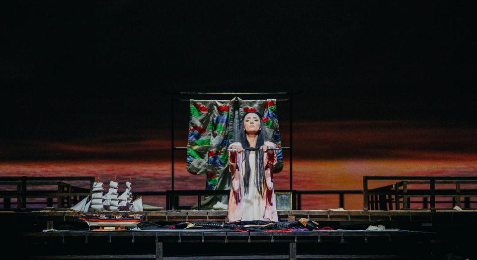 Η Εθνική Λυρική Σκηνή ξεκινά με την Μαντάμα Μπαττερφλάι στις 14 Οκτωβρίου