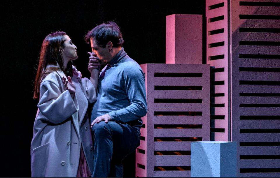 Ο άλλος: Για δεύτερη χρονιά στο θέατρο Μικρό Χορν