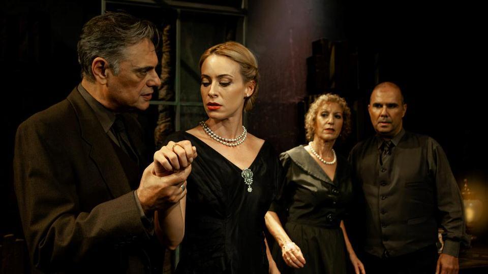 Ο απρόσκλητος επισκέπτης της Άγκαθα Κρίστι στο θέατρο ELIART