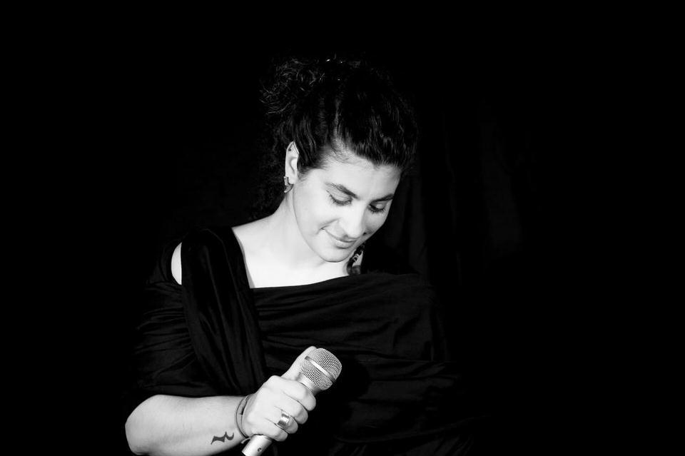"""Νέο τραγούδι: """"Μπορντό""""- Παυλίνα Κατσή από το cd """"Αόριστος"""""""