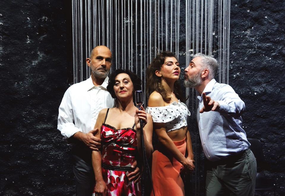 SpoonRiverQuartet: Στο Θέατρο Σταθμός από τις 2 Νοεμβρίου