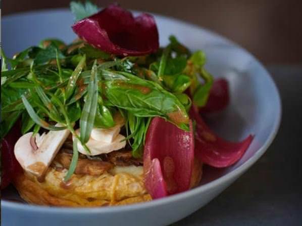 Συνταγή για μαμαδίστικη τάρτα με μανιτάρια και τυριά!