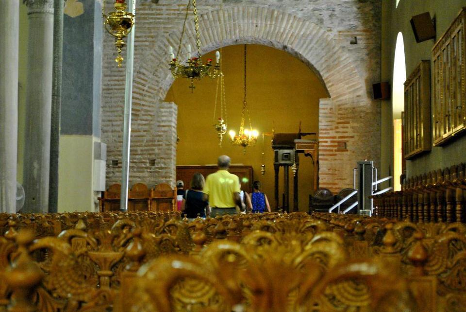 Αχειροποίητος Θεσσαλονίκης: Aπό την ίδρυση της πρωτοβυζαντινής βασιλικής στην αυγή του 20ου αιώνα