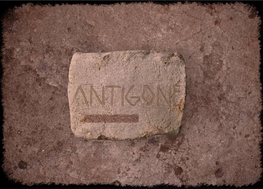 Το Δημοτικό Θέατρο Πειραιά παρουσιάζει την Αντιγόνη: Ένα εκπαιδευτικό και ψυχαγωγικό παιχνίδι επιλογών