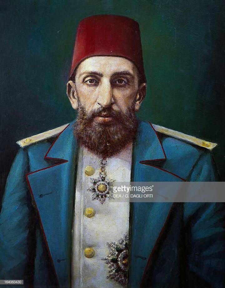 Ο Αβδούλ Χαμίτ και το τέλος της Αυτοκρατορίας έρχεται στις 18 Νοεμβρίου