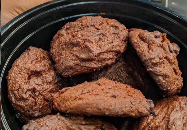 Συνταγή για υγιεινά σοκολατένια μπισκότα με μέλι