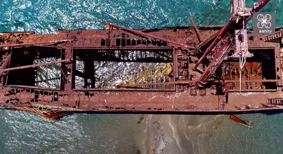 Δημήτριος: Το «Κόκκινο» Ναυάγιο της Λακωνίας (video)