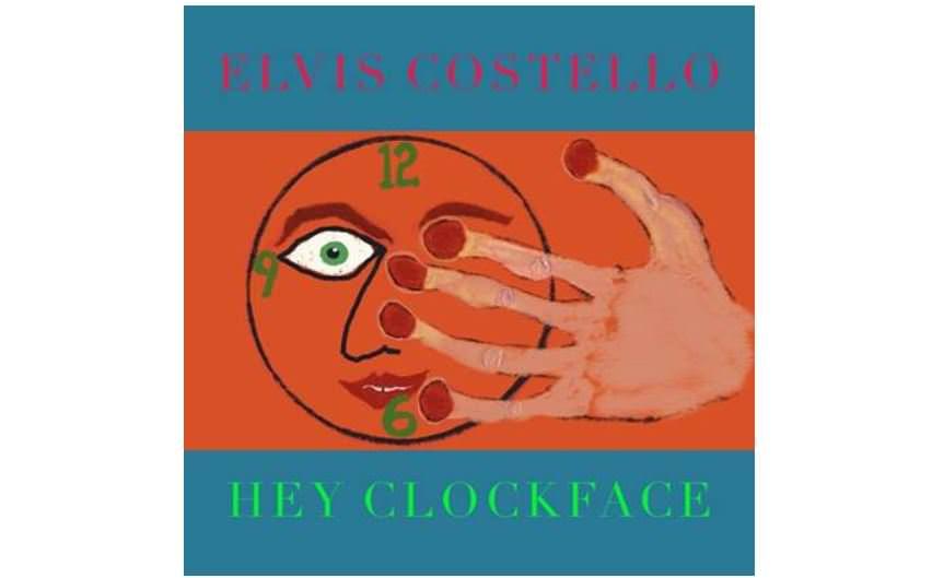 "O Elvis Costello κυκλοφορεί το νέο του άλμπουμ με τίτλο ""Hey Clockface"""