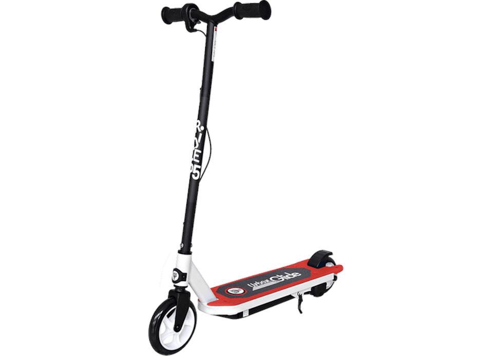 ΗλεκτρικόΠατίνι UrbanGlide Escooter Ride 55 - Κόκκινο