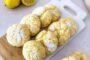 Συνταγή για μαλακά μπισκότα λεμονιού
