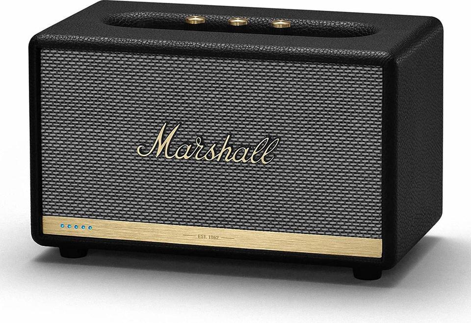 Φορητό Ηχείο Marshall Acton II Voice Μαύρο