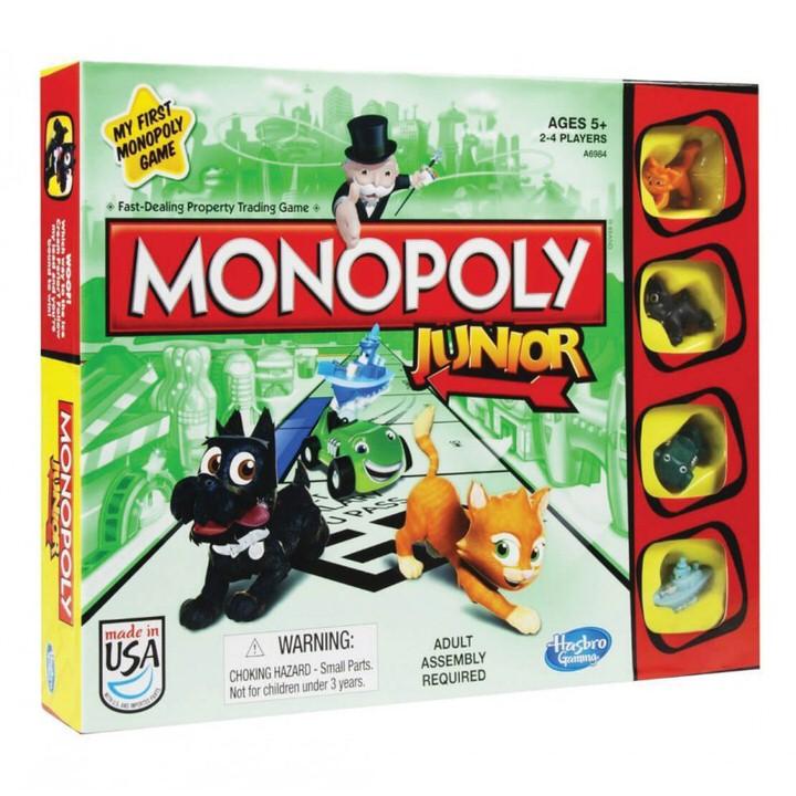 Επιτραπέζιο Monopoly Junior