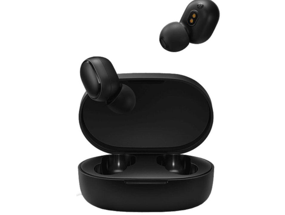 Ακουστικά Bluetooth Xiaomi Redmi Airdots S - Μαύρο