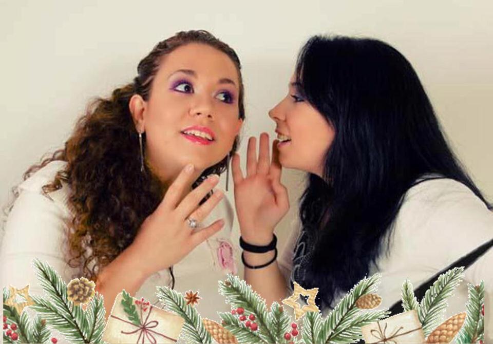 """Οι αδελφές Σπανομάρκου συνέθεσαν """"Τα Κάλαντα των Φετινών Χριστουγέννων"""""""