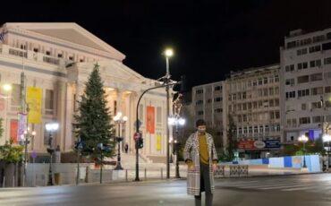ΣΚΗΝΗ ΕΙΝΑΙ Η ΠΟΛΗ και το Δημοτικό Θέατρο Πειραιά φέρνει στους δρόμους την Πατρίσια Απέργη