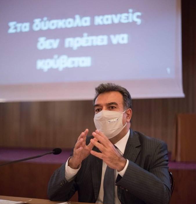 Πρωτοβουλία του Μάνου Κόνσολα για τη στήριξη ανέργων στον τουρισμό που δεν λαμβάνουν κανένα επίδομα