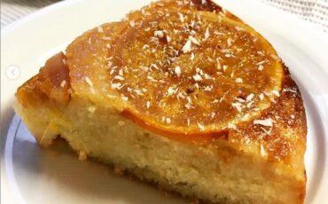 Συνταγή για αφράτο κέικ με πορτοκάλι που θα την λατρέψεις!