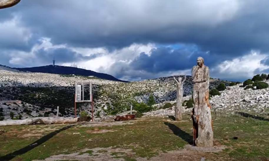 Πάρκο των ψυχών: Το πιο creepy εναλλακτικό μουσείο 40 λεπτά από την Αθήνα (video)