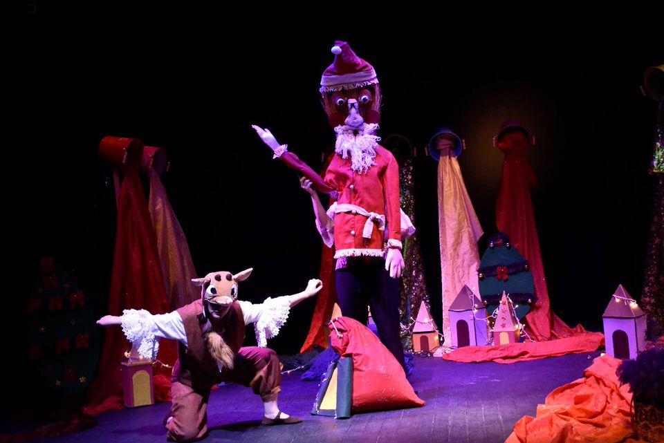 """Το Θέατρο Αερόπλοιο παρουσιάζει σε live streaming την παράσταση """"Ρούντολφ, ο τραγουδιστής της όπερας"""""""