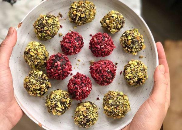 Συνταγή για σοκολατάκια με ξηρούς καρπούς στο λεπτό!