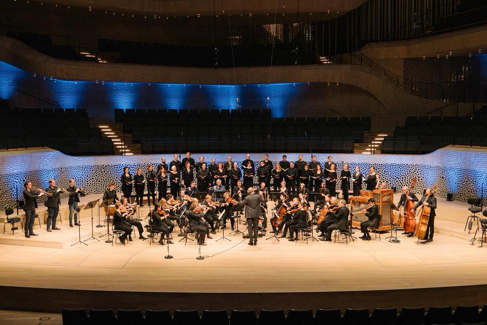 Balthasar Neumann Chor & Ensemble-Thomas Hengelbrock: To αριστούργημα της εκκλησιαστικής μουσικής σε live streaming από το megaron online