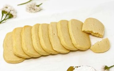 Συνταγή για τα πιο ωραία μπισκότα βανίλιας