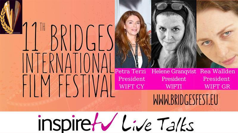 Δυνατή παρουσία του οργανισμού WIFT στο 11ο Διεθνές Φεστιβάλ Κινηματογράφου Πελοποννήσπυ ΓΕΦΥΡΕΣ