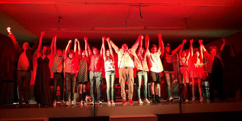 Θέατρο Σταθμός: Το εορταστικό πρόγραμμα!