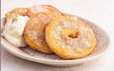 Συνταγή για apple rings!
