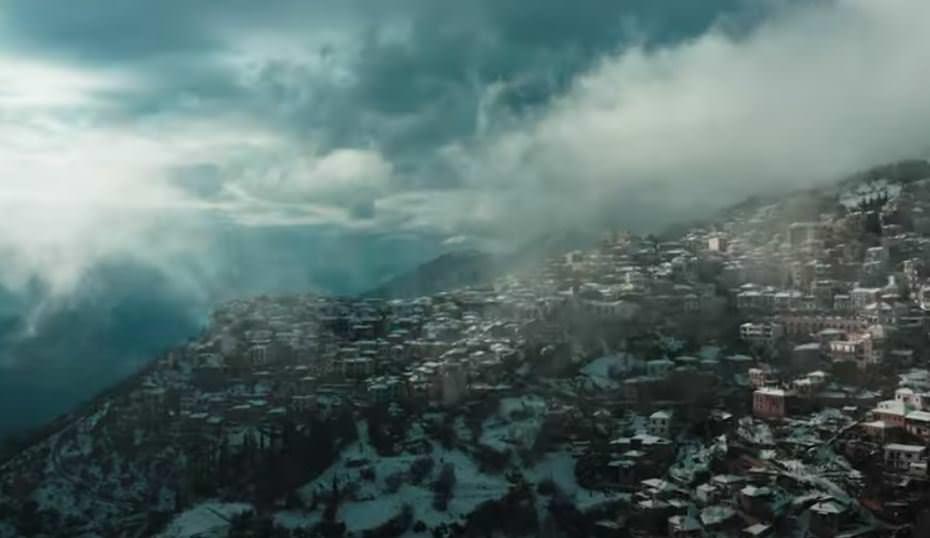 Αράχωβα: Η βασίλισσα του χιονιού και της χειμερινής διασκέδασης στα καλύτερα της