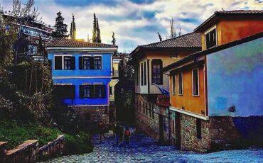 Μπαρμπούτα: Οδοιπορικό στην συνοικία της Βέροιας με τα αρχοντικά μακεδονίτικης αρχιτεκτονικής