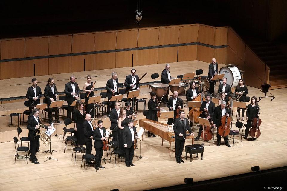 Το Megaron Online υποδέχεται τους Μουσικούς της Καμεράτας -Ορχήστρας των Φίλων της Μουσικής υπό τον Γιώργο Πέτρου