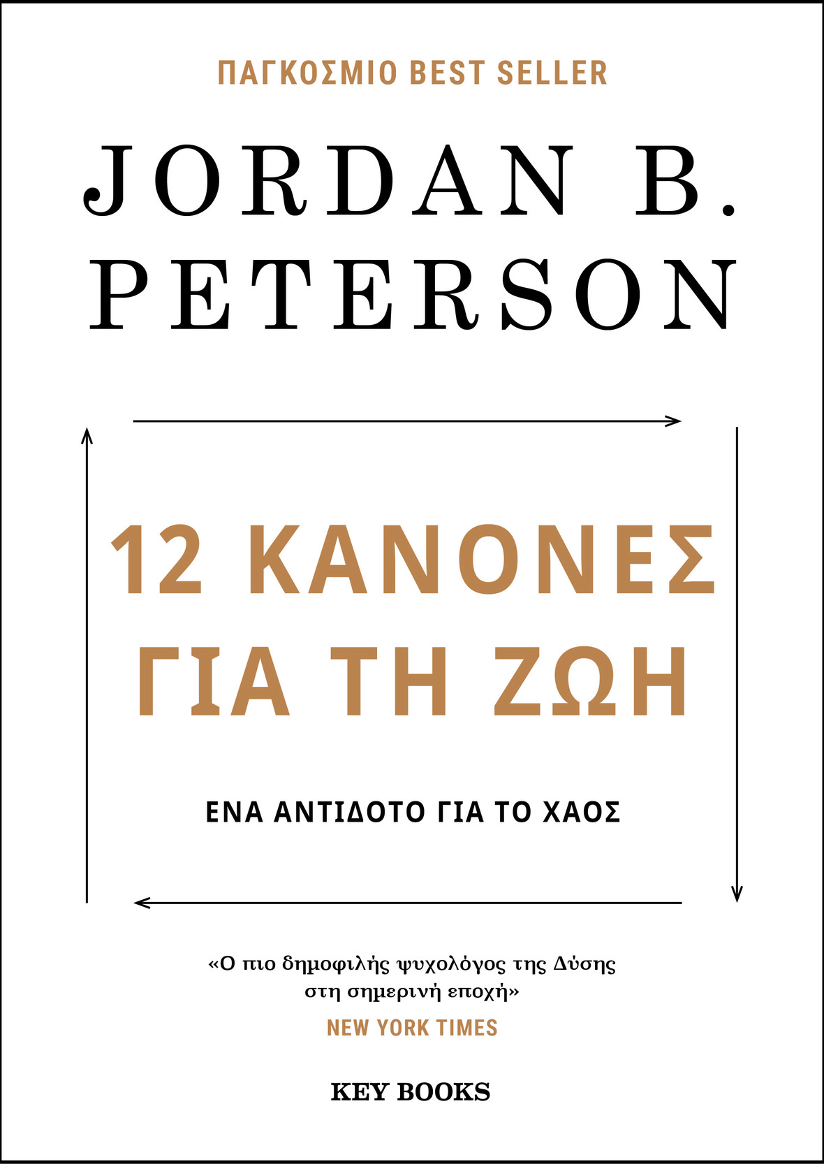 12 κανόνες για τη ζωή: Γνωρίστε το βιβλίο φαινόμενο!