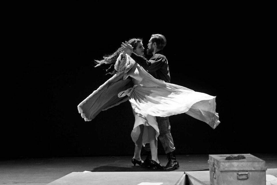 """""""Για την Ελένη"""" του Μάνου Καρατζογιάννη με την Μαρία Κίτσου και τον Μάριο Μακρόπουλο"""
