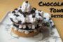 Συνταγή για σοκολατένιο γλυκό με γιαούρτι και ξηρούς καρπούς!