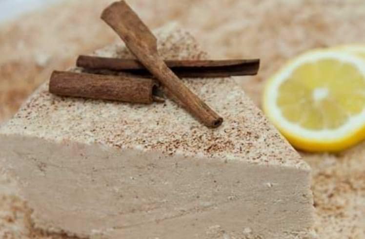 Συνταγή για χαλβά με άρωμα λεμόνι!