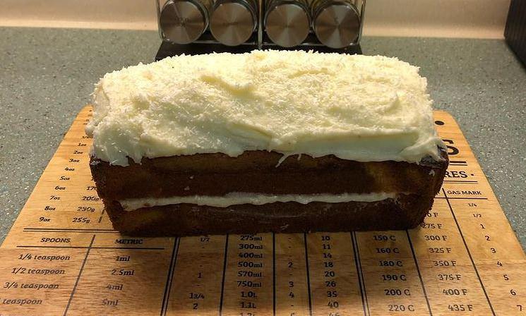 Συνταγή για το πιο νόστιμο κέικ καρύδας!