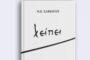 «λείπει»: Το νέο ποιητικό βιβλίο του Θεόδωρου Π. Ζαφειρίου