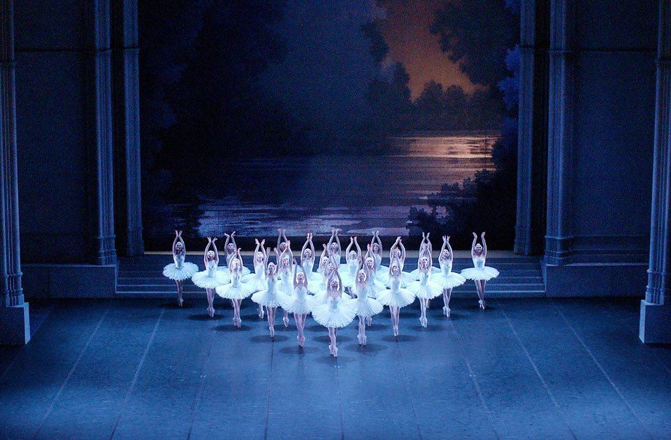 Η Λίμνη των Κύκνων σε μία μοναδική χορογραφία του Νουρέγιεφ από τις 12 Φεβρουαρίου στο Christmas Theater Online