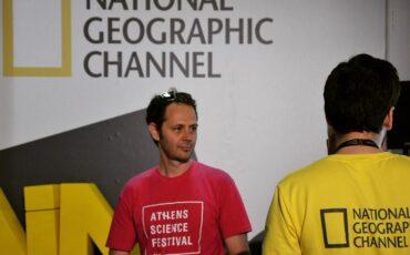 Ένας Έλληνας στους εξερευνητές του National Geographic