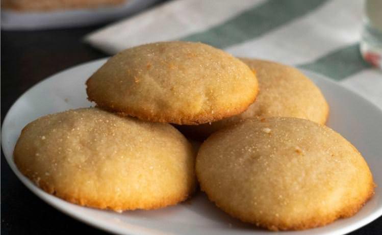 Συνταγή για υγιεινά μπισκότα χωρίς ζάχαρη και ψήσιμο!