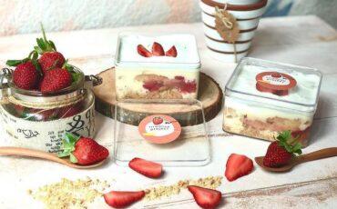 Συνταγή για triffle με φράουλες