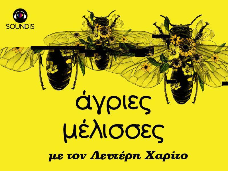 """Οι """"Άγριες Μέλισσες"""" και σε podcast από το soundis.gr"""