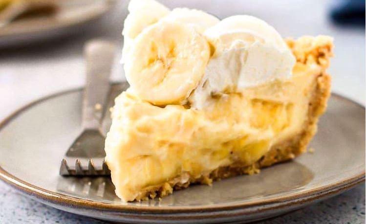 Τάρτα με μπανάνα και βανίλια: Η απόλυτη συνταγή