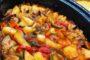 Νηστίσιμη συνταγή για μπριάμ φούρνου