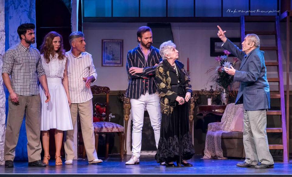 """Το θεατρικό μιούζικαλ """"Γοργόνες και Μάγκες"""" σε online streaming για δύο παραστάσεις!"""