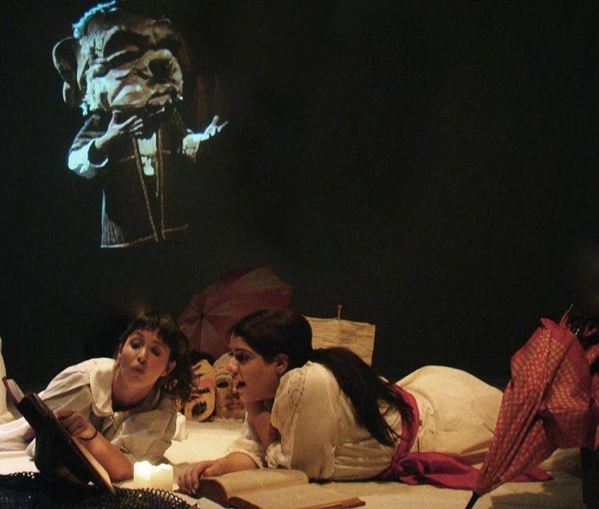 Η Βαλίτσα με τις μάσκες σε live streaming από το θέατρο ΑΕΡΟΠΛΟΙΟ