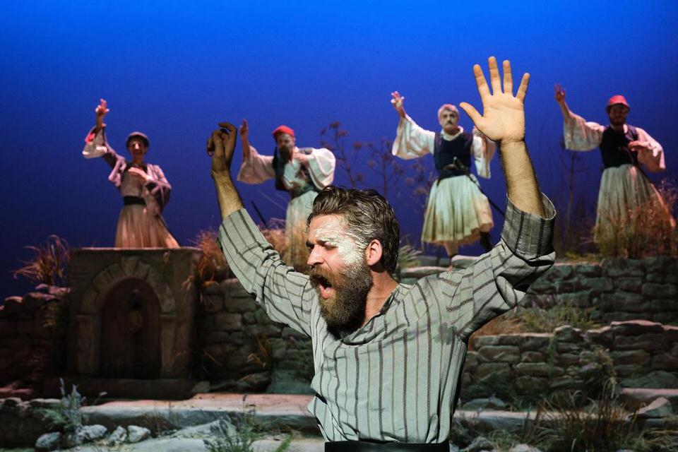 O Κοτζάμπασης του Καστρόπυργου του Μ. Καραγάτση: Από το Εθνικό Θέατρο σε online streaming