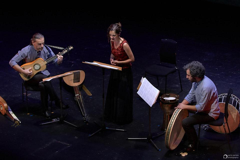 Las Meninas: H μουσική πίσω από τον πίνακα από το Megaron Online