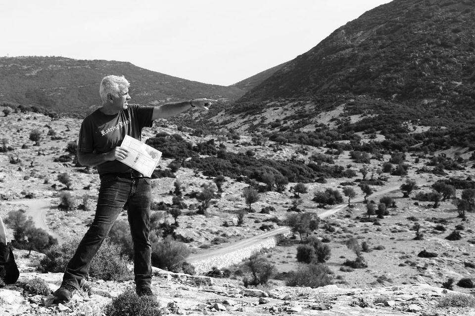 Περιδιαβαίνοντας το Αιγαίο με τα μάτια ενός Γεωλόγου: Την Παρασκευή 12 Φεβρουαρίου